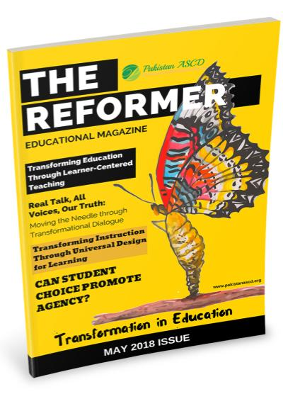 The Reformer Issue 1: Transformation in Education