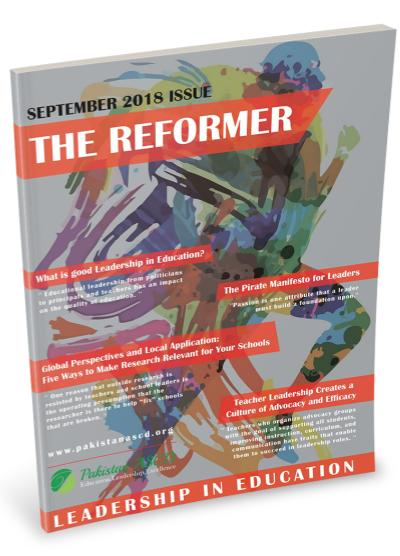 The Reformer Issue 2: Leadership in Education