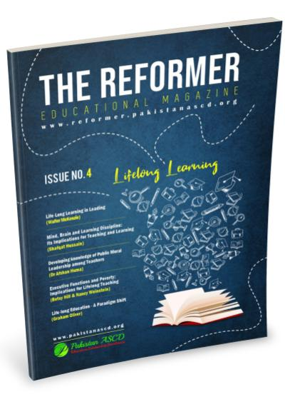 The Reformer Issue 4: Lifelong Learning