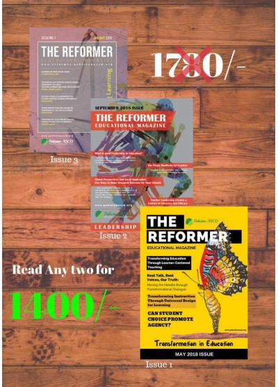 THE REFORMER Value Pack - Buy Any Two